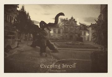 Cthulhian Rites - Evening Stroll by ftmassana