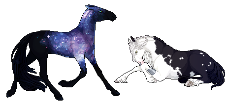 pagedoll horses by marnah