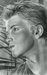 Hayden Christensen Graphite by AngelinaBenedetti