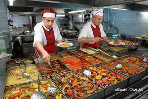 Turkish Cuisine by NezihTavlas