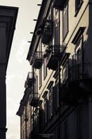 Narrow Turin by aninyosaloh