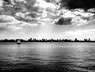 Skyline by aninyosaloh