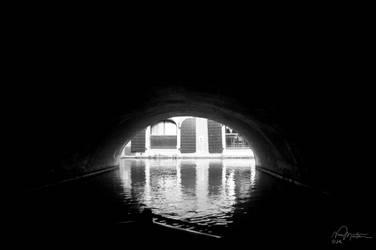 Tunnel by aninyosaloh
