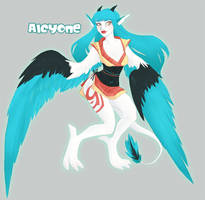 Alcyone by Kayley