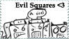 Squares :heart: by Evil-Squares