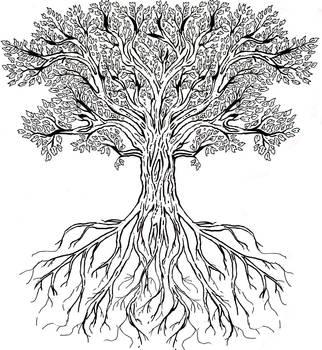a nice tree by Ria76