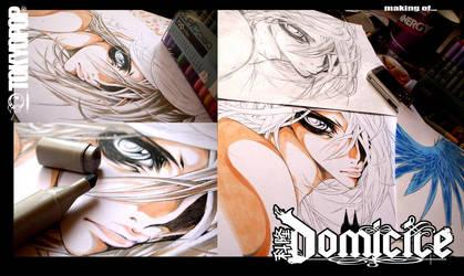 DOMICILE - making of:lalala by robertlabs