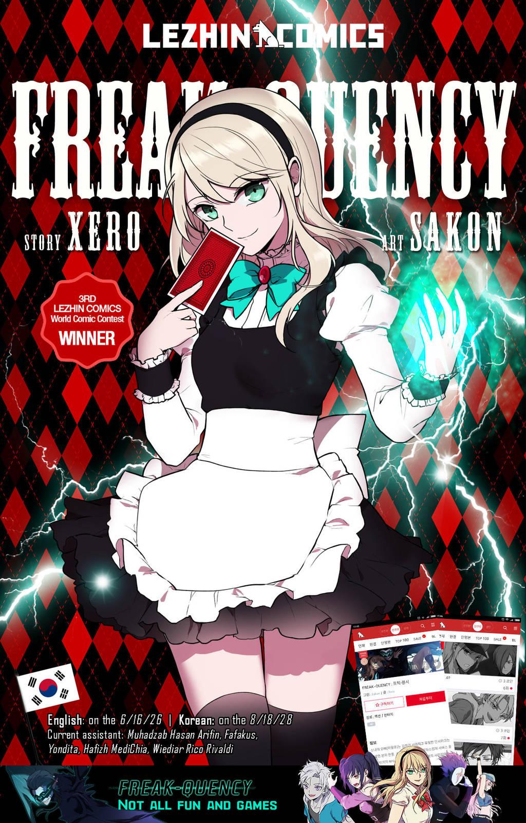 FQ: chapter 19 cover art by Sakon04