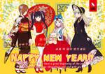 HAPPY NEW YEAR!! by Sakon04
