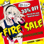 FIRE SALE: 33% OFF by Sakon04