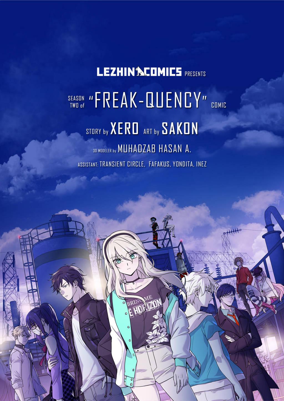 FQ: SEASON TWO (Lezhin Comics) by Sakon04