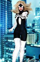 Julia Carpenter Spider Woman by tiangtam