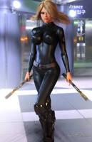 MockingBird Suit by tiangtam