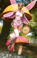 Belated Happy Birthday fairyprincessjess by tiangtam