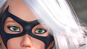 Black Cat Quicksand 9 Preview by tiangtam