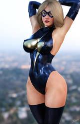 Ms Marvel Shiny by tiangtam