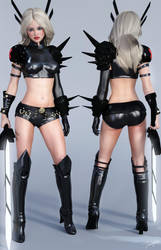 Character Reference Magik by tiangtam