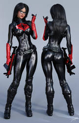 Character Reference Baroness by tiangtam