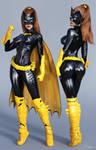 Character Reference Batgirl v3 by tiangtam