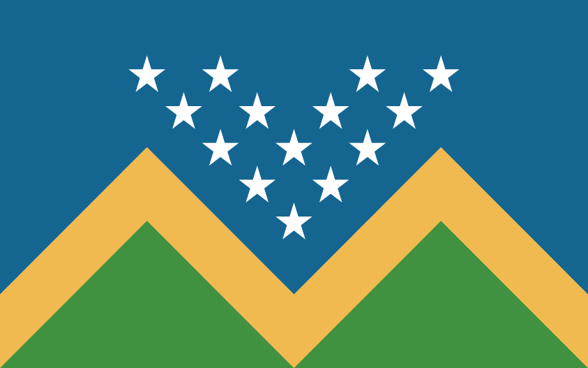 Flag Redesigns   City of Montpelier by Ceratopsia