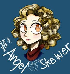 Angel Skewer by WrathfulForm