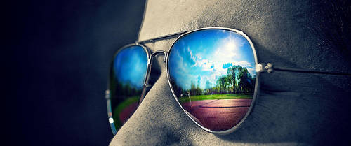 Sunglasses by anderton