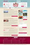 WebART blog, portfolio by blind91