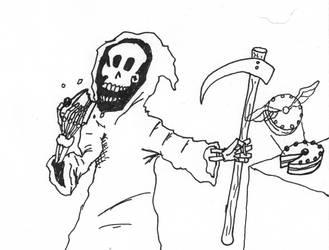 Death by ScottJeffery