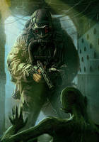 INFILTRATION by randis