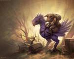 Final Fantasy - Goblin by randis