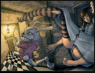 :: Alice in Wonderland - Chapt by randis