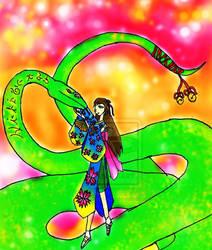 Emilia Persephone And Coppelia by shadowilinise