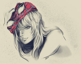 Gwen by dainasor