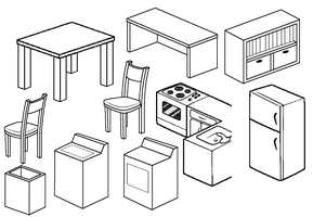 Furniture Compilation 3 by DTTS