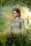 Fantasy princess by OlgaGodim
