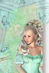Lyrical lady by OlgaGodim