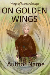On golden wings by OlgaGodim
