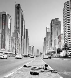 Dubai s/w by peroxyacetone