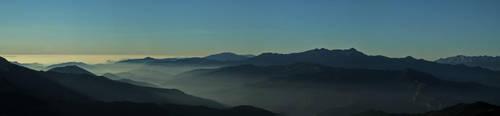 Sunrise Albania by peroxyacetone