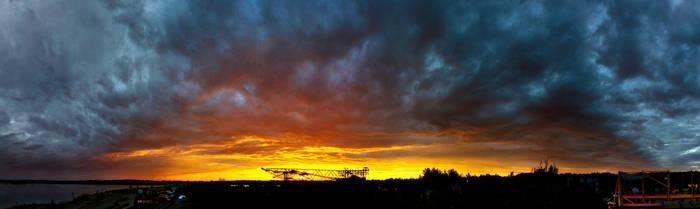 Sundown @ F60 by peroxyacetone