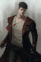 DmC - Dante by Guilhcrmc