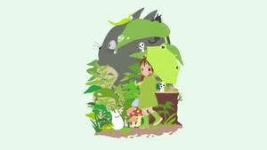 My Neighbour Totoro (Tonari no Totoro) by Sephiroth508