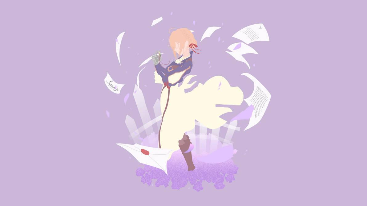 Violet Evergarden by Sephiroth508