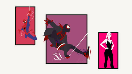 Spider-Man: Into the Spider-Verse by Sephiroth508