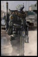 PMC Robot by deepstriker