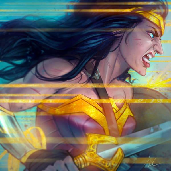 Wonder Woman by Joel-Lee