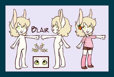 Blair - Commission by Blaknite