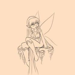 Patreon sketch by Blaknite