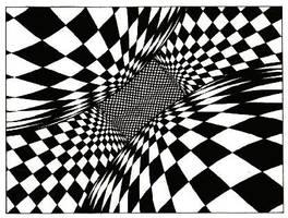 Optical Illusion by Tolana