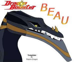 Beau Headshot, Shynyng by DragonBoosterClub